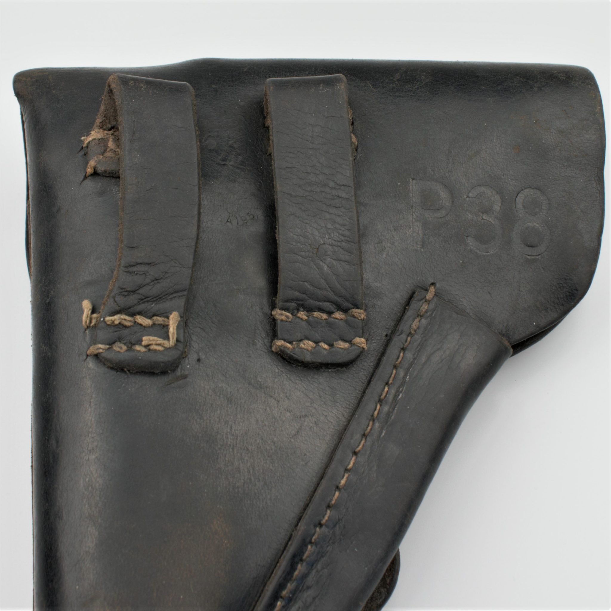 P38 holster - Holding History